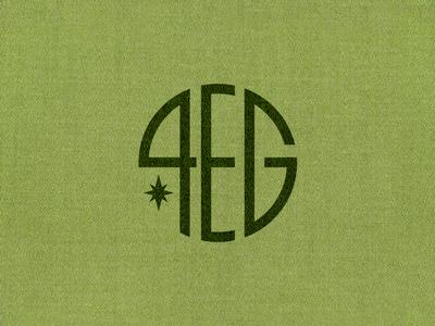 4EG ★ swag streetwear clothing lifestyle seattle tacoma pacific northwest washington state evergreen badge logo badge icon pnw star circular type circle circular typography brand logo