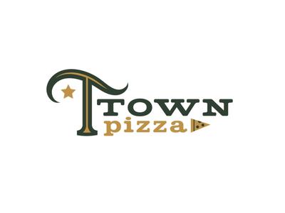 Ttown Pizza north seattle tangletown washington state crisis covid-19 brewpub public house logo slabserif bodega seattle green lake pizza typography rebrand