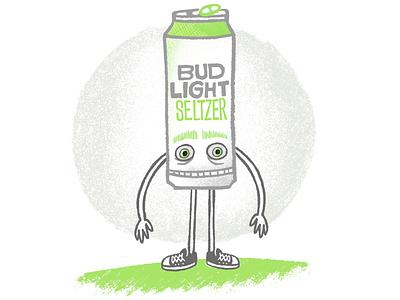 Lime Buddy grain shader grain texture procreate cartoon illustration character comic cartoon mascot
