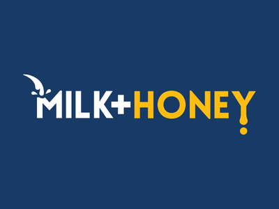 Milk + Honey Combo Mark