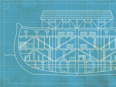 Ark blueprint by brad lockhart dribbble ark blueprint malvernweather Gallery