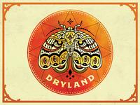 Dryland Moth Band