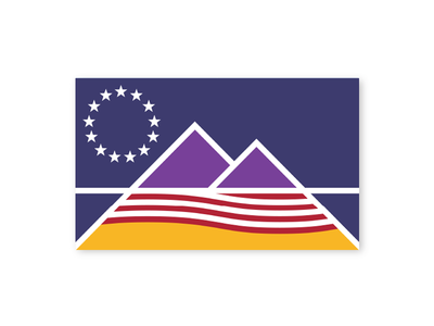 America The Beautiful Flag 13th amendment betsy ross old glory stars and stripes pacific ocean atlantic ocean fruited plains purple montains amber waves american patriotic usa flag american flag usa vexillology flag design