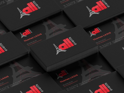 All Events - Business Card typography illustrator vector logo branding graphic design design