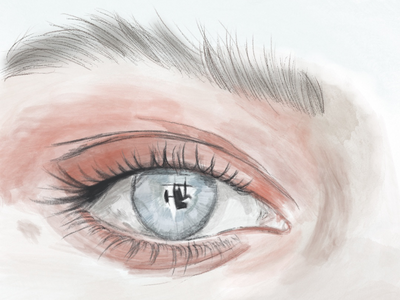 See what you illustrate digitalwatercolourstokespastels