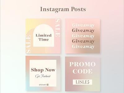 Lisle Instagram Post