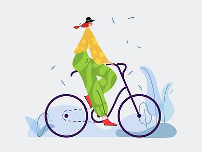 Character Illustation ux animation 3d logo vector illustration design ui digitalwatercolourstokespastels branding motion graphics graphic design