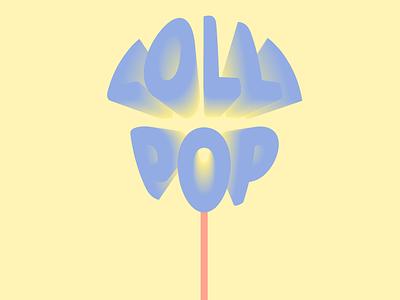 Lollipop Illustartion ux vector illustration design digitalwatercolourstokespastels branding logo motion graphics 3d graphic design animation ui