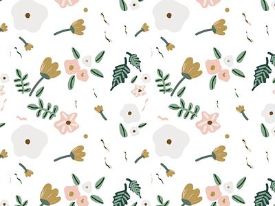 Pattern Making ux vector illustration design digitalwatercolourstokespastels branding motion graphics logo 3d animation ui graphic design shapes doodles colors florals pattern