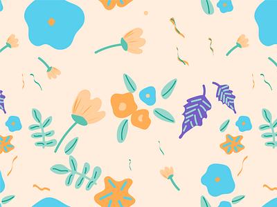 Pattern Making vector uiux graphicdesigners illustartors background recolour shapes doodles colors adobe illustartion pattern