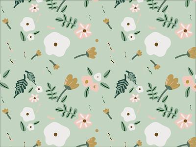 Pattern Making design illustration backgrounds colors graphic design graphicscolors vectors pastels florals pattern