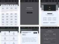 Patrimonio Project Part 4—Wireframes