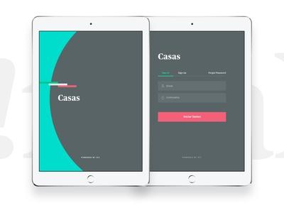 Patrimonio Project Part 5—UI Design