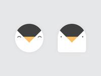 Penguin + Pencil
