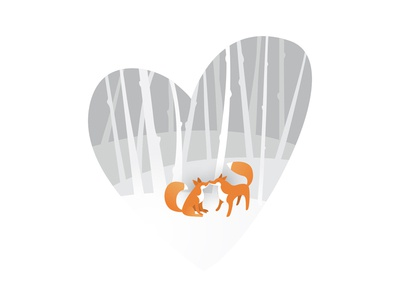Love foxes