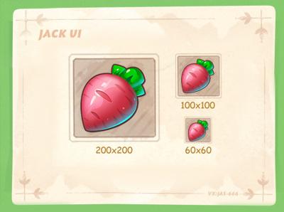 【JACK游戏UI学员作品】2D GAME UI二次元界面创意交互设计广告原画插画三维手绘图标GUI APP ICON UIUX 设计 二次元 game ui geme art 游戏 web 图标 界面 ios app gui ui icon