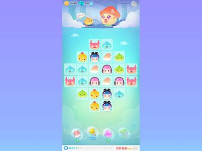 【JACK游戏UI学员作品】2D GAME UI二次元界面创意交互设计广告原画插画三维手绘图标GUI APP ICON UIUX 游戏设计 儿童游戏 游戏ui 游戏 game ui game web ui 图标 icon gui 界面 design