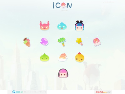 【JACK游戏UI学员作品】2D GAME UI二次元界面创意交互设计广告原画插画三维手绘图标GUI APP ICON UIUX game 儿童 儿童游戏 游戏设计 二次元 游戏 ios 图标 界面 ueux app gui icon ui