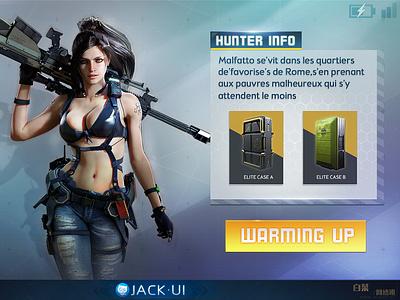 【JACK UI】vx:jas-666 游戏界面创意交互设计广告原画手绘图标artgame ui app ios iconweb 二次元 欧美风 写实 吃鸡 游戏设计 游戏 flat art mobile ux gameui web ios design app ueux gui logo ui icon