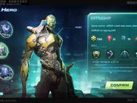 游戏界面 创意 广告 交互设计gui art design JACK UIUX