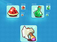 游戏 设计 界面 创意 设计 游戏ui 广告 原画 平面 动漫 gui  art  design JACK UI UX