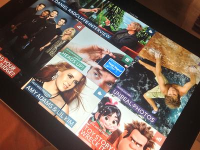 Ellen iOS App