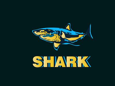 Shark vector shark