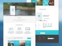 Liberty Internet website design