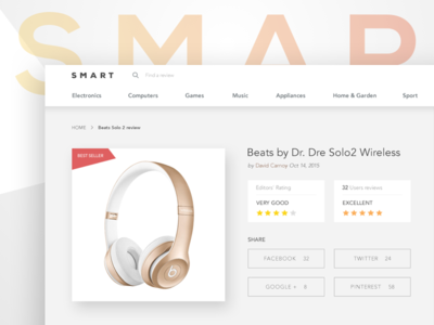 Smart Reviewer WP Theme