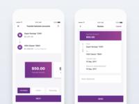 Banking App - Transfers