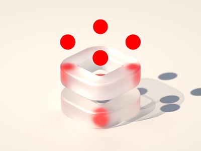 Crown shape digital concept design concept visual c4d cinema 4d graphic design design render illustration cg cgi