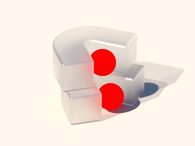 Shift graphic design geometric visual bold concept red shift branding icon illustration design