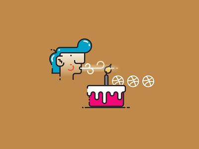 1000 Followers outline vector pictogram infographic badge logo icon design dribbble support milestone follow