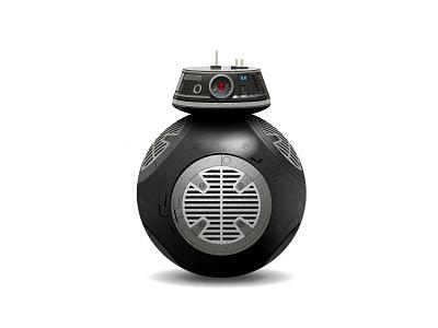 BB-9E Droid (Star Wars) 3d illustrator character illustration vector ui bb9e star wars starwars droid robot bb-9e