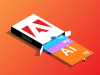 The Adobe Playing Card Deck