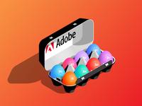 Adobe Eggs