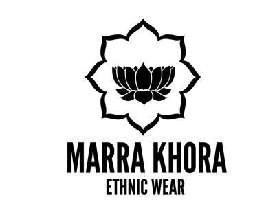 Marra Khora Black & White logo branding wear