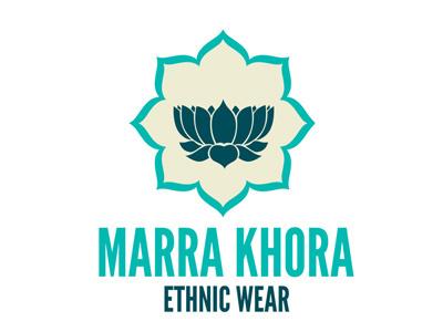 Marra Khora Blue logo branding wear