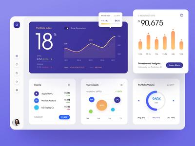 Investment Website interactive animation adaptive design funding money investment platform community entrepreneur startup business halo lab halo colourful design website