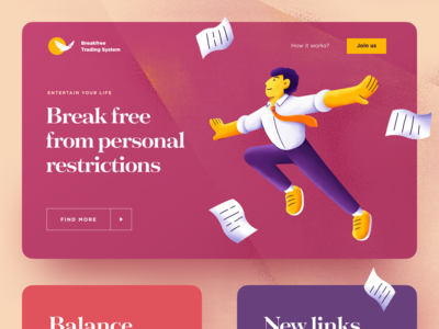 Breakfree Website