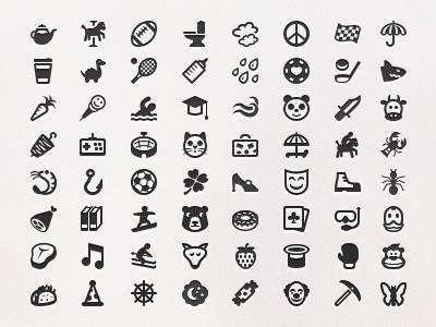 Map Glyphs icon icons glyph glyphs pictogram map