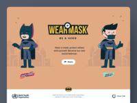 #WearMask Poster + Website