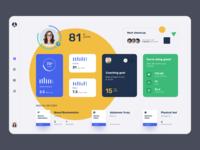 A-Health Dashboard Website