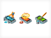 Icons for Symbian theme maker community