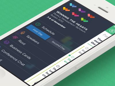 Winning The Hearts iOS app