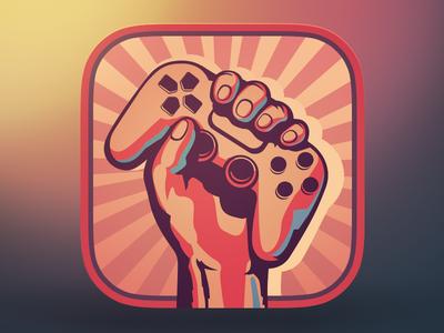 Mail.ru Games App Icon