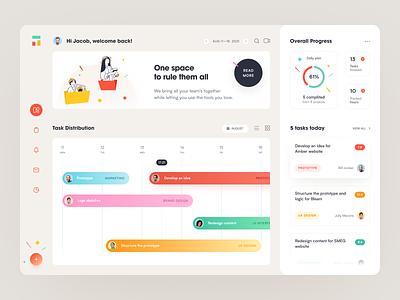 Oneder Dashboard product design service interface web ux ui startup website