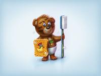 Hygiene bear-guard