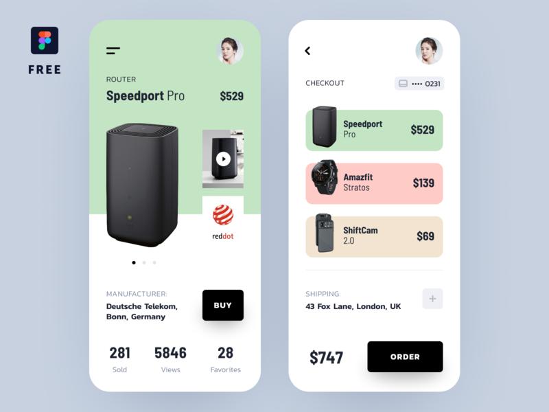 Techshop App Concept store shop ecommerce e-commerce smartphone gimmick hardware vehicle gizmo device electronics gadget accessory geek tech