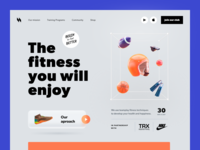 Playfit Website